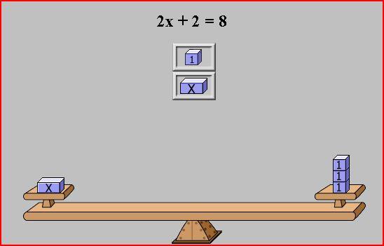 algebra worksheet: NEW 691 ALGEBRA WORKSHEETS BALANCE SCALE